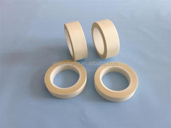 white glass fiber cloth tape for high temperature insulation(kapton brand)