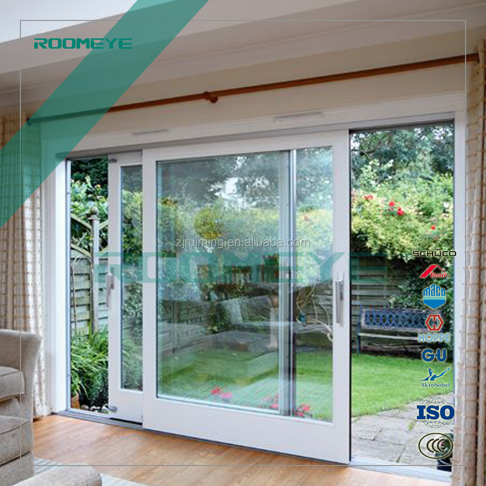 Roomeye Double Glazed Big Size Sliding Door Designs Buy Doors