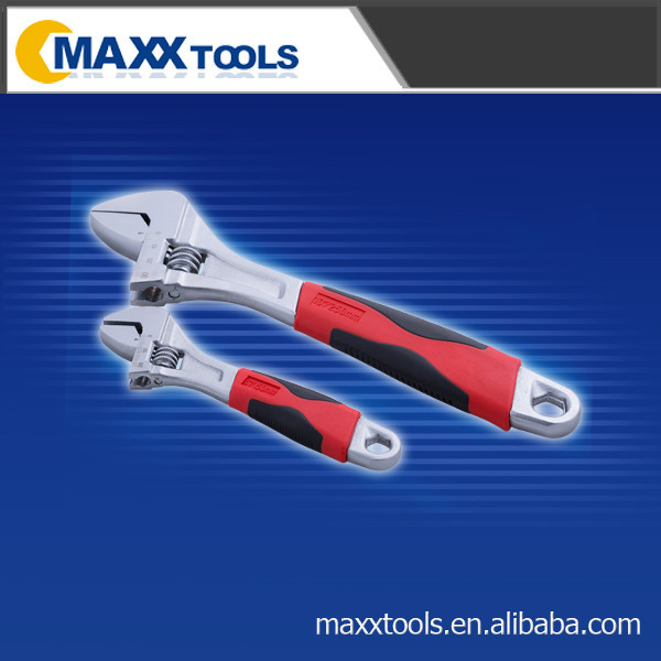 Adjustable wrench electric torque wrench