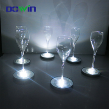China factory direct sale led drinking glass cup