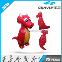 Dragon shaped PU stress ball