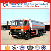 Low Fuel Tanker Price, 21000 Liters Oil Tanker Truck Capacity For Sale