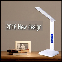 2016 New design foldable LCD screen led study table lights