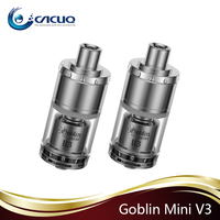 alibaba express china Bottom airflow control Goblin mini v3 atomizer