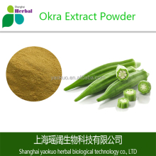100% Pure and 100% Organic Okra Extract Powder