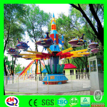 Playground self control plane rides with 24 persons games of desire