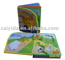 Bath book printing for kid
