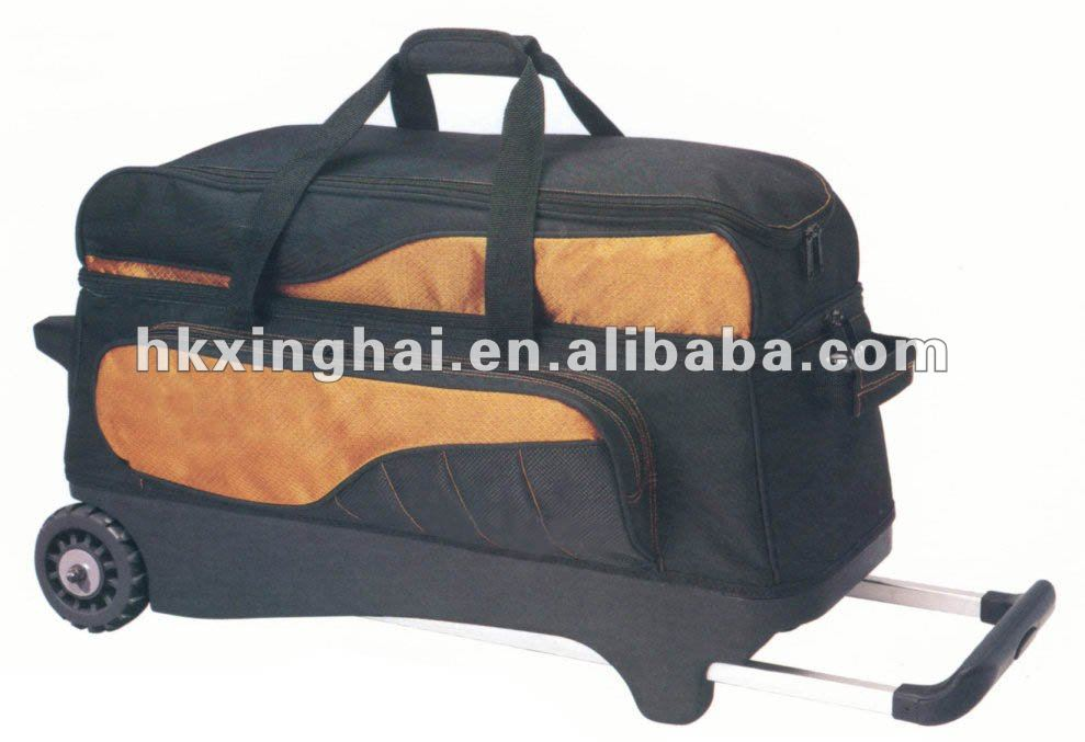 4 ball roller bowling bags