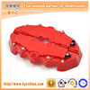 BYC Hot Sale Big Size Red Brake Caliper Cover Kit without Logo