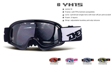 Protective Reflective Dirt Bike Off Road anti dust MX goggles