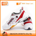 2018 professional badminton shoes indoor sports power cushion ergo shape tennis shoes wholesale OEM factory Ab3204