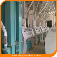 High Quality wheat flour mill with plansifter