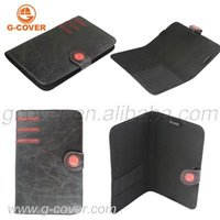 Genuine leather case for Kindle fire