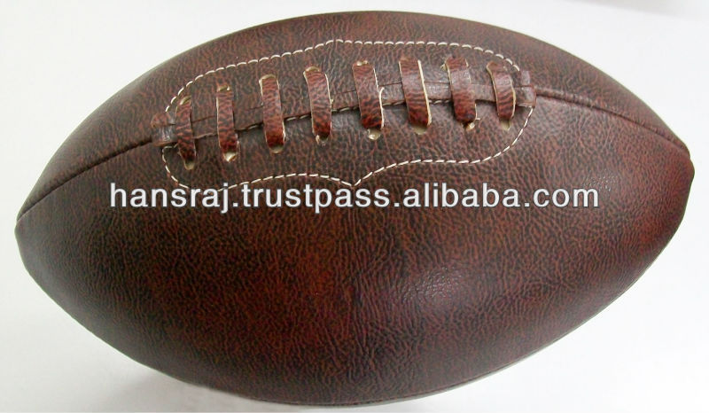 English Leather Lamination American Football