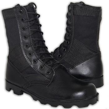 Cheap Genuine Leather Military boots Supplier