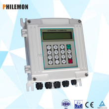 Top Quality clamp on insertion sensor ultrasonic BTU heat meter