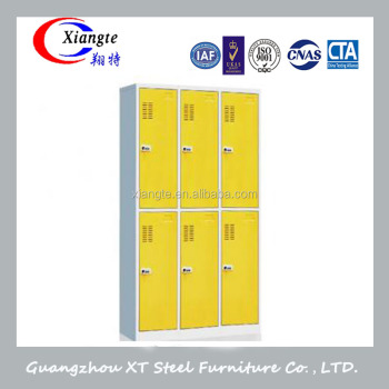 Professional designed cabinet locker for school