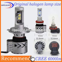 High Power Led Headlight 12V H4