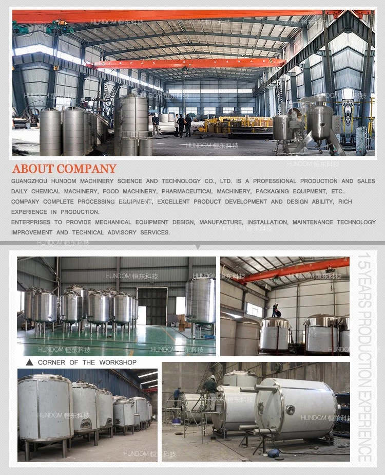 stainless steel mixing homogeneous machine with hydraulic lifthing for food, honey,syrup