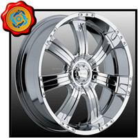 18 inch New design replica car alloy wheels pcd108