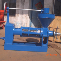 Small olive oil press 6YL-80 for sale