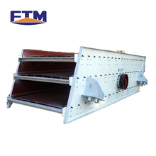 sand dewatering vibrating screen for beneficiation production