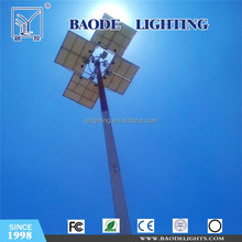 20m Solar LED High Mast Lighting with Price List