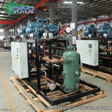 cold storage room bitzer compressor condensing unit