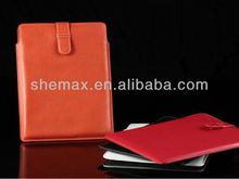 Top Quality genius Leather Case For iPad 3