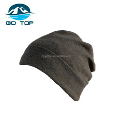 Unisex sport knitted stretch jersey cotton hat