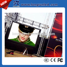 China manufacturer factory supply RGB mobile led truck display