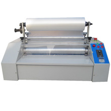 Hot sales Model FFB-M 800mm Pattern rollers photo embossing machine