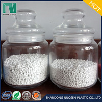 pet plastic raw material PP-R Special Used White Masterbatch pvc masterbatch NSWT001