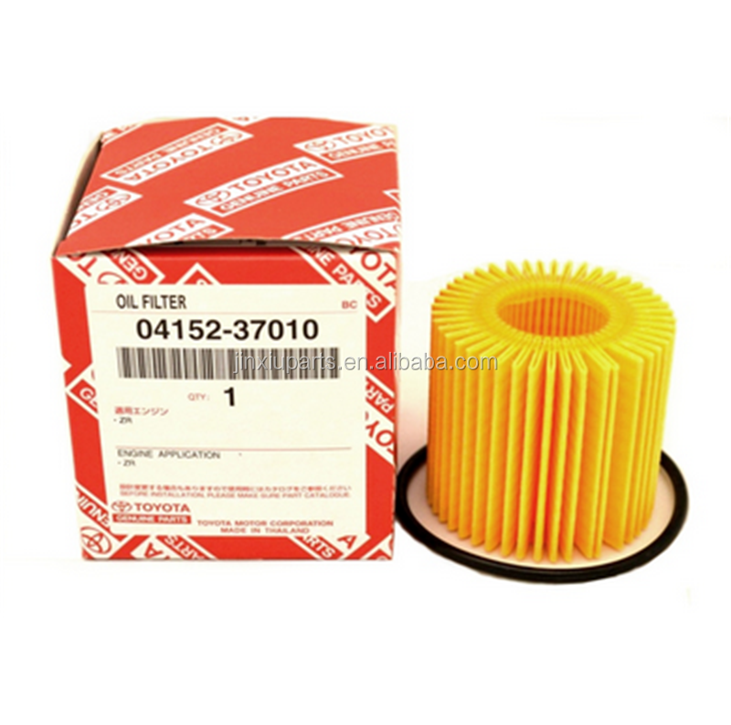 Oil filter OEM 04152-37010 for TOYOTA RAV4 COROLLA LEXUS CT200H 2ZRFXE