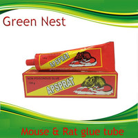 Sticky Rat Glue Packed In Tube Rat Traper And Pest For Yemen Market