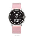 Analog and digital bluetooth E-ink smart watch with japan movement have heart rate monitor and pedometer