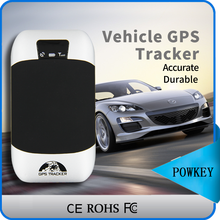 Waterproof and anti-dust live tracker micro-chip with gps tracker long life for cars and motors