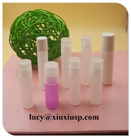 hot Sale PP Plastic Type 10ml 15ml plastic Roll On Bottle