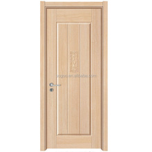cheap soundproof wpc bedroom wooden door pvc wood door