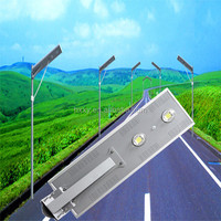 HXXY High yellow color rendering index Energy saving light Waterproof led light LED solar street light