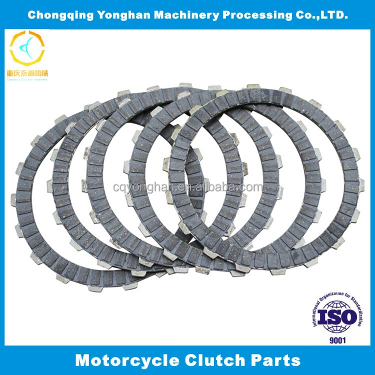 T125 Chongqing Friction Disc Clutch PlateFor Motorcycle Engine Parts