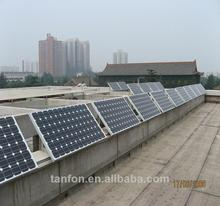 Complete solar solution for solar power plant 5kw/6kw mini project solar power system information