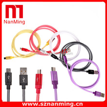 Brand New Custom length shielded twisted pair mini usb cable