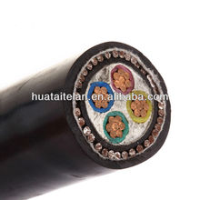 0.6/1KV,X-90 Insulation,5V-90 Sheath,SWA Armored Cable