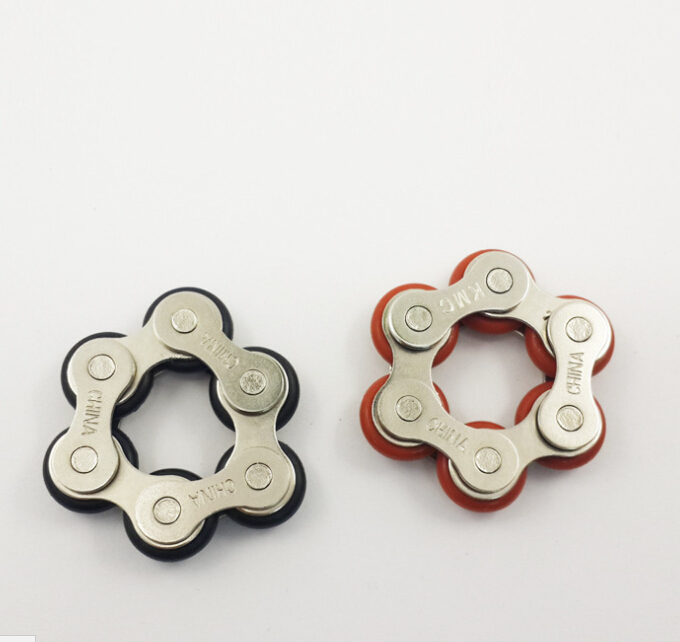 2017 Fidget Works Fidget Toy Great for Autism ADD ADHD Stress Anxiety New Roller chain fidget for child and adults