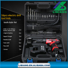 16.8v high quality multifunction cordless drills