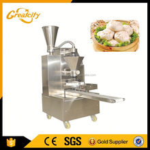 industrial Stainless Steel Chinese Momo, Steamed Stuffed Bun Making Machine