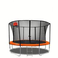 Competitive Price Elegance roof trampoline