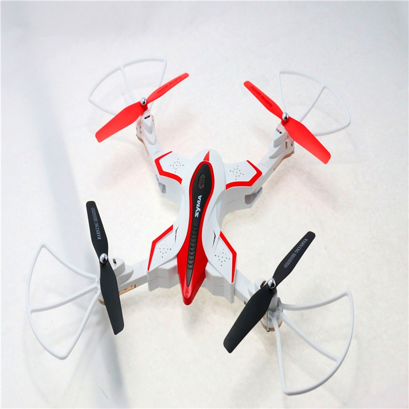 Chinatopwin 2.4g 4-axis ufo aircraft folding quadcopter drone camera