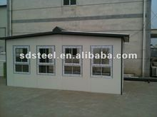 ISO&CE sandwich panel house